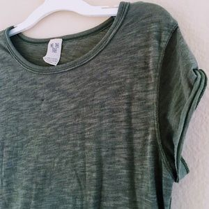 We the Free | green top